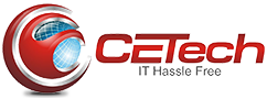 CETech| IT Services & IT Support for Rochester Logo